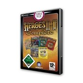Heroes Of Might And Magic Iii + Iv, Dvd-Rom F�r Windows 98, Me, 2000, Xp [Import Allemand] [Jeu Pc]