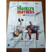 The Brooklyn Brothers De Ryan O'nan - Affiche Originale De Cin�ma 120 X 160 Cm