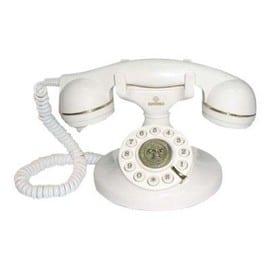 Brondi VINTAGE 10 Téléphone filaire blanc