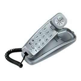 Brondi BRAVO SLIM Téléphone filaire noir