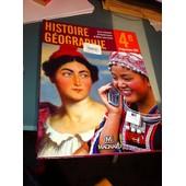 Histoire G�ographie 4e - Grand Format, Programme 2011 de Rachid Azzouz