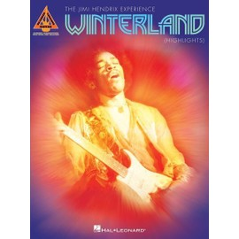 The Jimi Hendrix Experience: Winterland - Highlights Guitar Tab