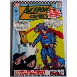 Action Comics N�333 (Vo) 02/1966