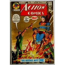 Action Comics N�402 (Vo) 07/1971