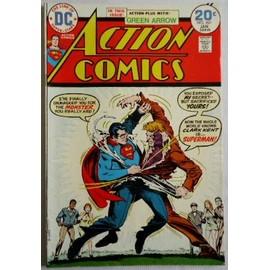 Action Comics N�431 (Vo) 01/1974