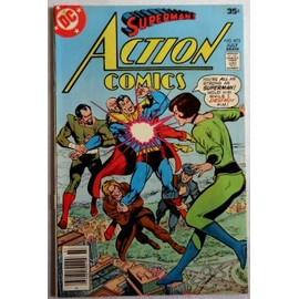 Action Comics N�473 (Vo) 07/1977