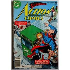 Action Comics N�475 (Vo) 09/1977