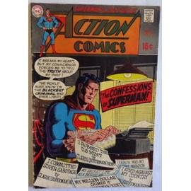 Action Comics N�380 (Vo) 09/1969