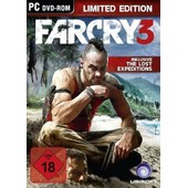 Far Cry 3 - The Lost Expeditions - Limited Edition [Import Allemand] [Jeu Pc]