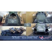 V�hicule Militaire Char Wurfrahmen 40 1/43