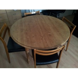 table ronde 8 personnes ikea
