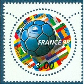 France 1998 - Coupe du Monde 1998 - 3.00 F - YT 3139 - Neuf **