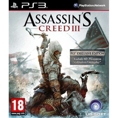 Compilation Assassin's Creed IV Black Flag + Assassin's Creed Rogue PS3