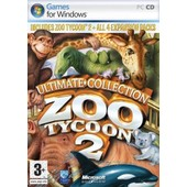Zoo Tycoon 2: Ultimate Collection (Pc) [Import Anglais] [Jeu Pc]