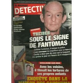 Nouveau Detective (Le) N� 1410 Du 23/09/2009