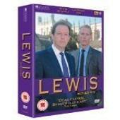 Lewis Series 6 -Inspecteur Lewis Saison 6 En Anglais de Fywell