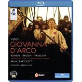 Giovanna D'arco: Teatro Regio Di Parma de Giuseppe Verdi