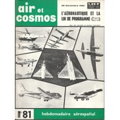 Air Et Cosmos N� 81 : L'a�ronautique Et La Loi De Programme