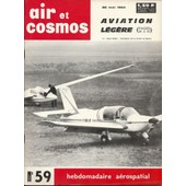 Air Et Cosmos N� 59 : Aviation L�g�re