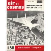 Air Et Cosmos N� 58 : Pr�sentation Du X B -70