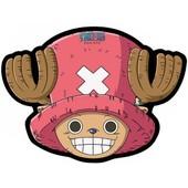 ONE PIECE Tapis de souris One Piece Chopper dans la forme