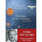 Petit Trait� De Vie Int�rieure - (1cd Audio Mp3) de Fr�d�ric Lenoir