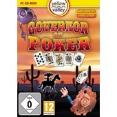 Governor Of Poker (Yellow Valley) [Import Allemand] [Jeu Pc]