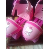 Patins A Roulettes Hello Kitty
