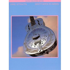 DIRE STRAITS BROTHERS IN ARMS TAB