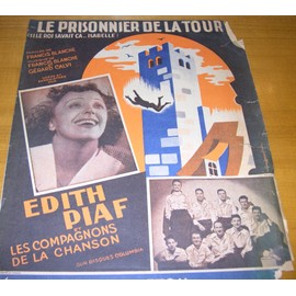 Le Prisonnier de la Tour - Edith Piaf