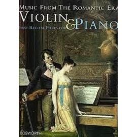 violin piano music from the romantic era