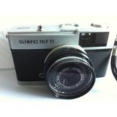 Olympus Trip 35 - Appareil Photo Argentique