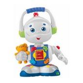 Toby Le Robot Bilingue