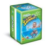 Huggies Couches Little Swimmers Taille 3/4 (7 � 15 Kg) - Pack 12 Couches