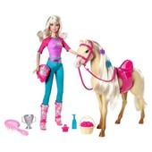 Barbie - Barbie Et Son Cheval