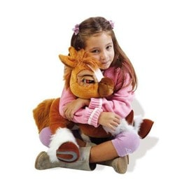 Peluche Interactive Emotion Pets Toffee Le Poney
