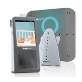 Angelcare Ecoute B�b� Vid�o Ac1100 Platinum Avec D�tecteur De Sons Et Mouvements