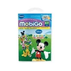 Jeu Pour Console De Jeux - Mobigo : La Maison De Mickey