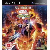 Ultimate Marvel Vs Capcom 3 [Import Anglais] [Jeu Ps3]