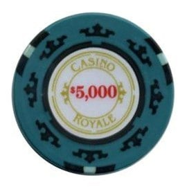 Jeton De Poker - Casino Royale