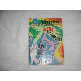 Tintin N� 1008 : Alias Ric Hochet