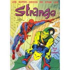 Strange N� 21 De Septembre 1971