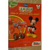 La Maison De Mickey - Les Couleurs, Le Rouge - N� 11 de disney junior