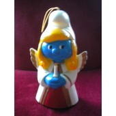 Schtroumpf De No�l Figurine Musicale 1982 Talbot Toy Peyo Collection Schtroumpfs Smurf The Smurf