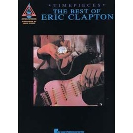 Clapton : Time Pieces Best of Tab