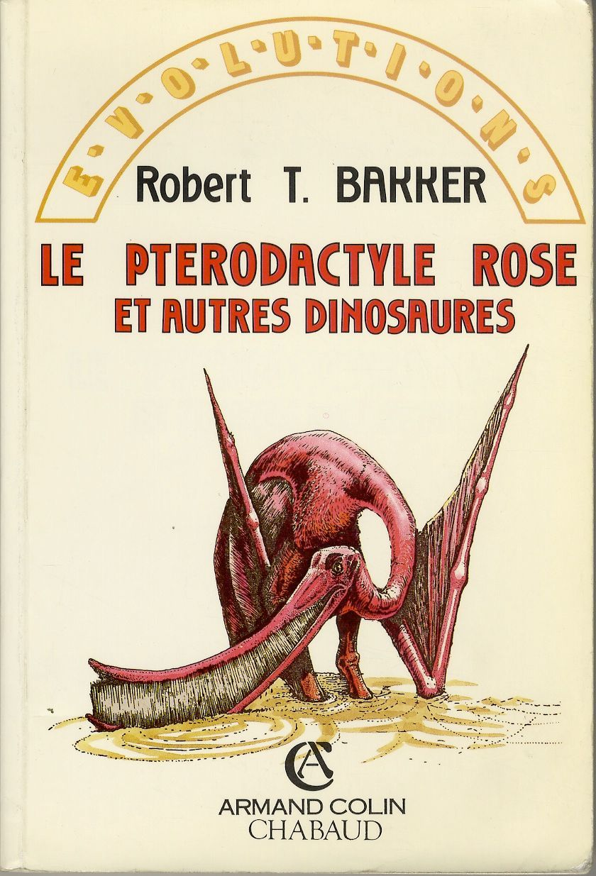 LE PTERODACTYLE ROSE