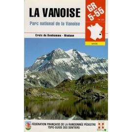 Gr 5-55, La Vanoise, Parc National - Ffrp