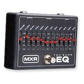 Mxr M-108 10-Band Eq - Equaliseur 10-Bandes