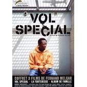 3 Films De Fernand Melgar : Vol Sp�cial + La Forteresse + Album De Famille - Pack de Fernand Melgar