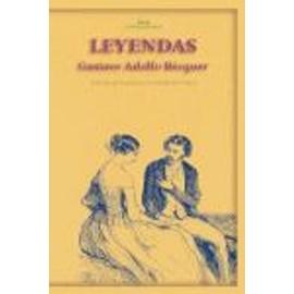 Leyendas - Gustavo Adolfo Becquer
